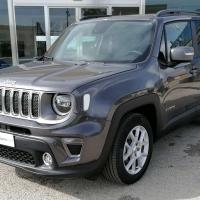 Jeep Renegade nuova